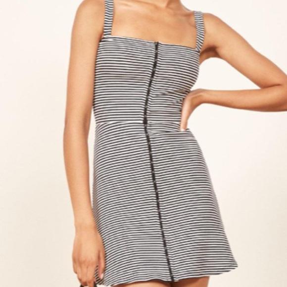 262fa99856c9 Reformation Dresses   Nwt Nellies Dress Cannes Stripe Xs   Poshmark